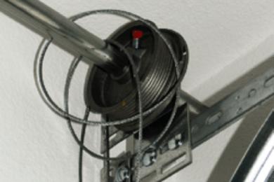 Repair of broken cable