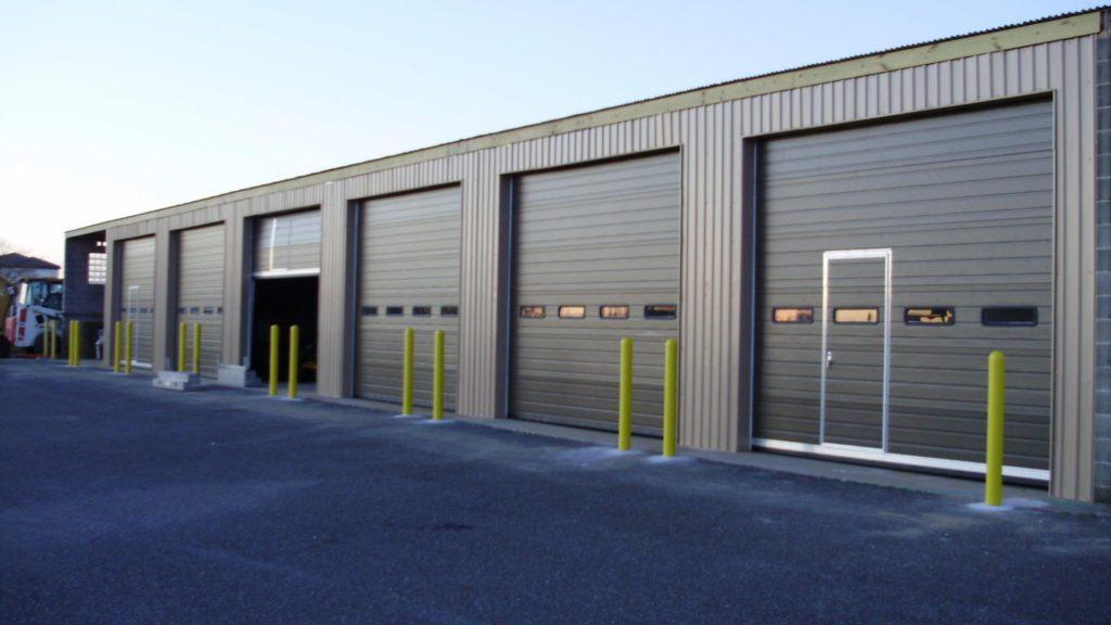 Commercial Garage Doors Titan Garage Doors