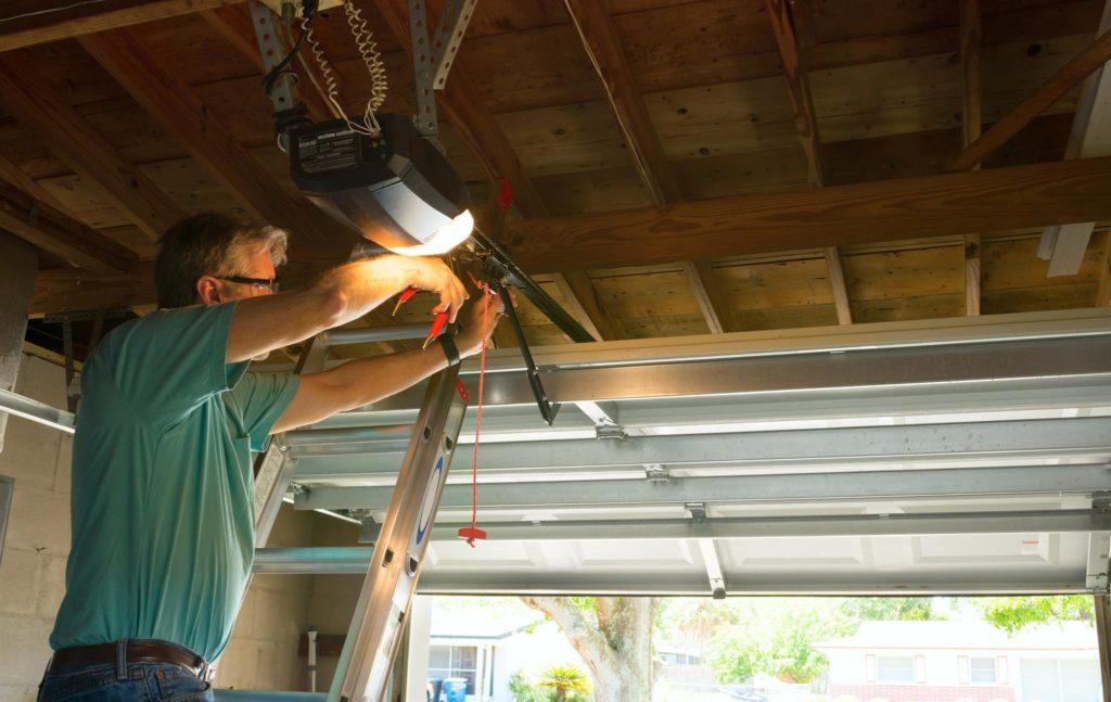 Garage Door Repairs in West Vancouver