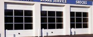 extra heavy duty garage door