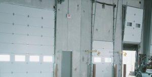heavy duty overhead door