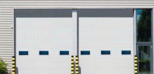 commercial super duty overhead doors