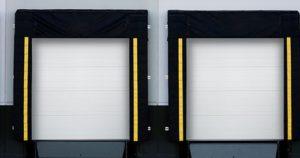 Heavy duty commercial garage doors