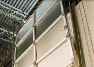 full view light duty overhead door