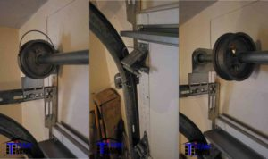 how to remove the cable drum