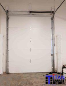 commercial garage door new