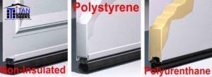 POLYURETHANE VS POLYSTYRENE