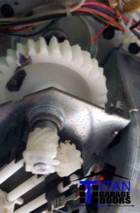 liftmaster nylon gear