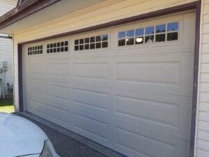 common size garage door